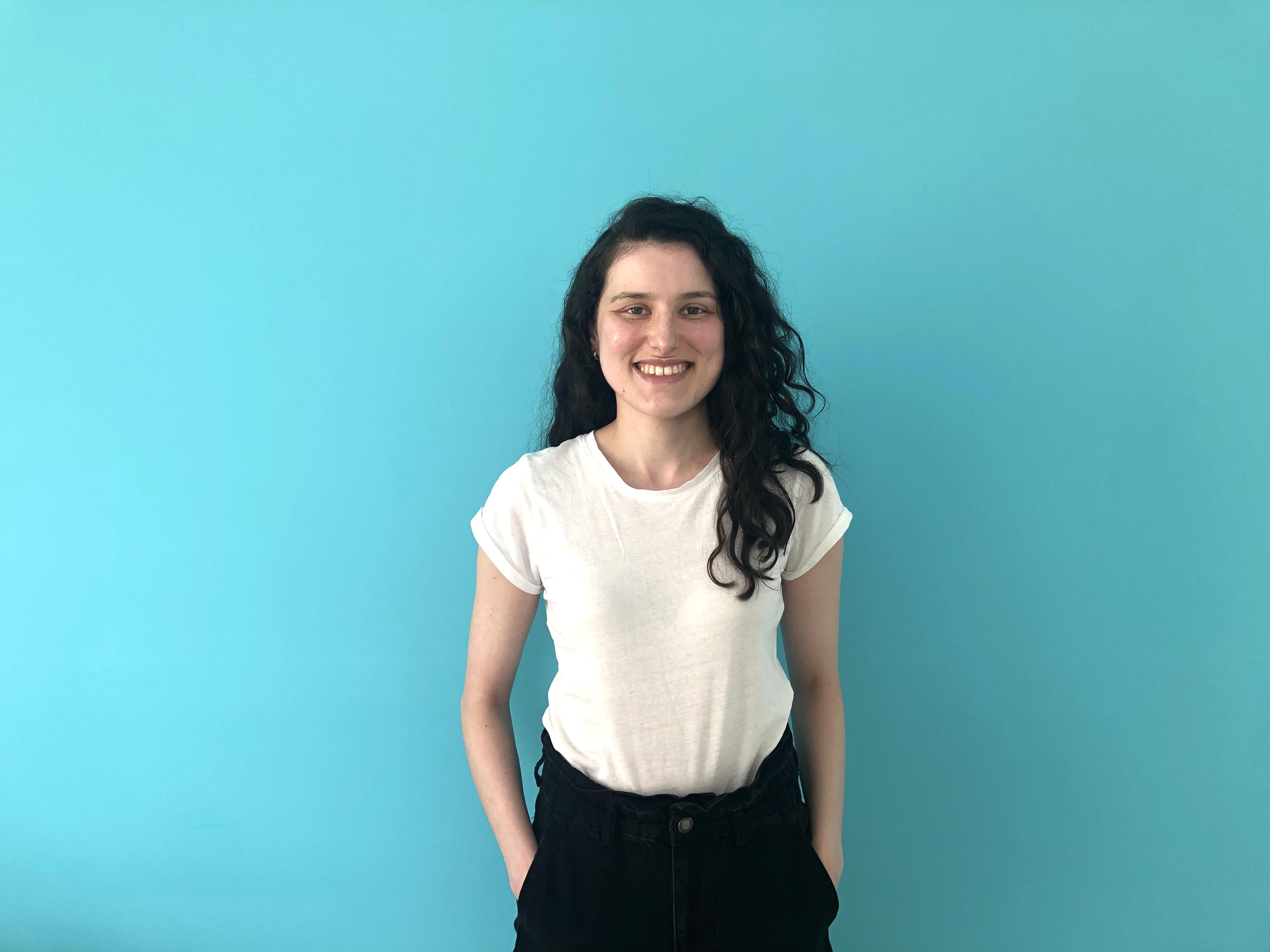 German translation intern Aylin