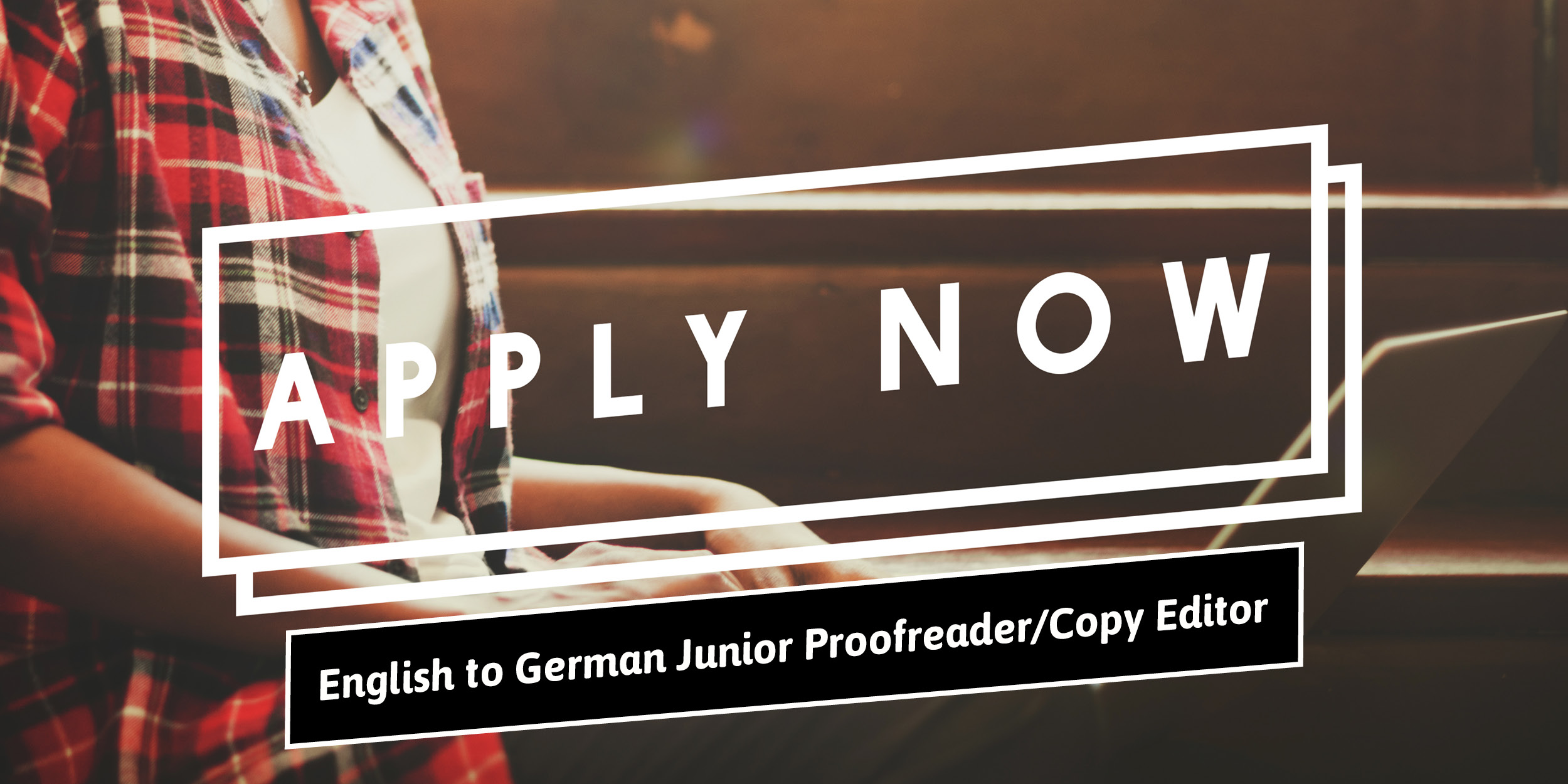 Job Description For English To German Proofreader/copy Editor (in House  Position)