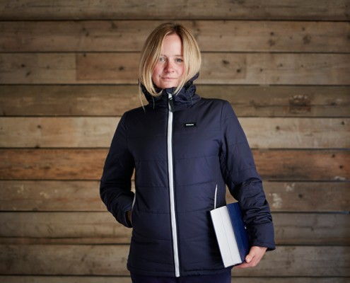 A photoshoot with ethical brand Finisterre
