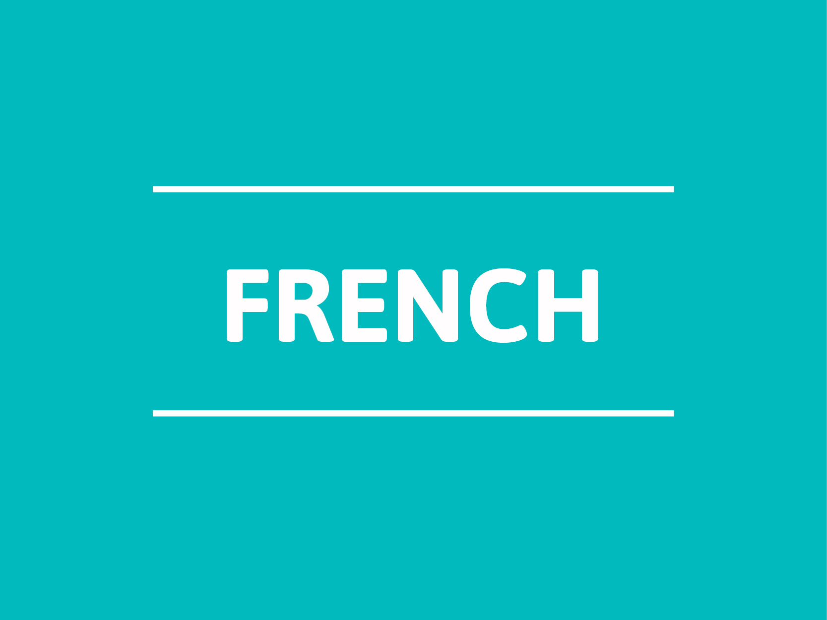 Translation internships for French students