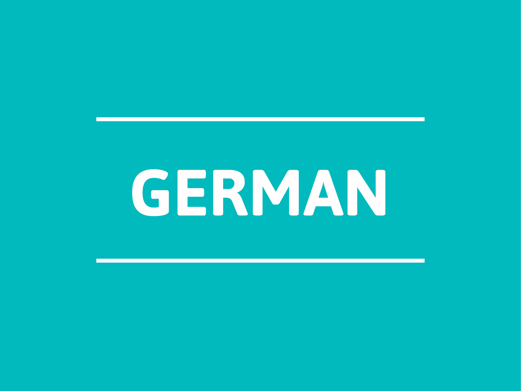 Translation internships for German students