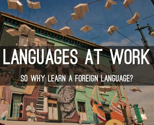 Languages at Work