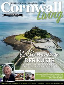 Cornwall Living Magazine - German edition