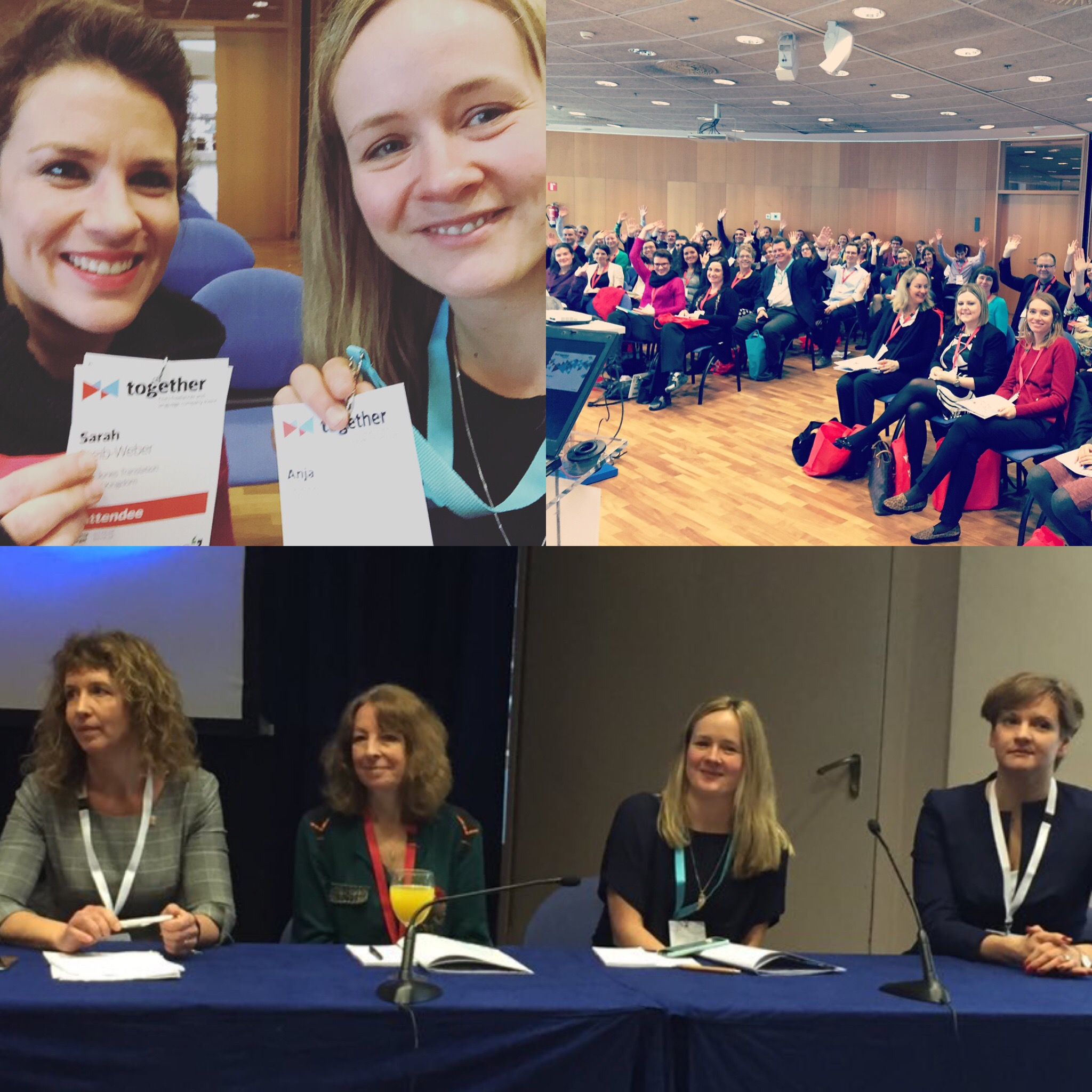 AJT at the ELIA Together 2016