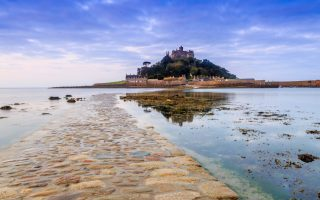 St Michaels Mount Case Study Slider