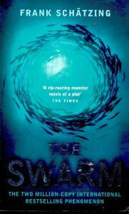 Frank Schätzing The Swarm book cover